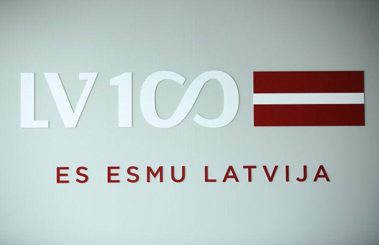 Latvijas Nacionālās bibliotēkas Draugu telpā darbu uzsācis Latvijas valsts simtgades informācijas centrs