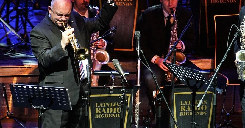 Latvian Radio Big Band to perform in US as part of Latvia's