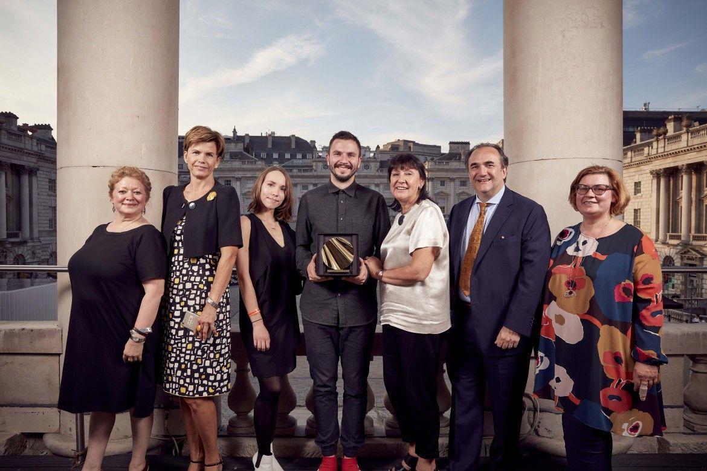 Latvia Earns the London Design Biennale 2018 Best Design Medal
