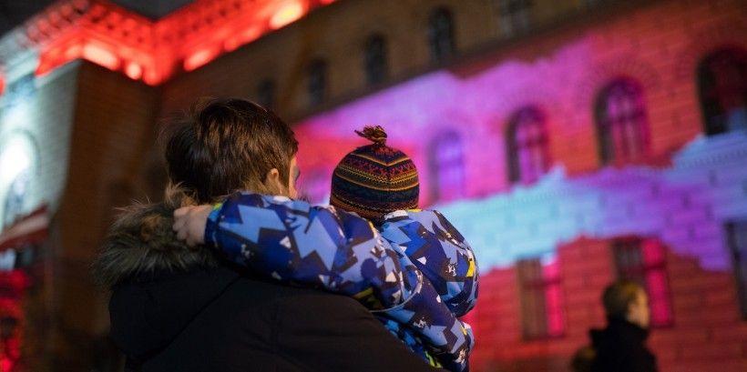 Latvijas valsts simtā dzimšanas diena